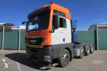 MAN TGX 41.540 8x4 BLS - 180 to tractor unit