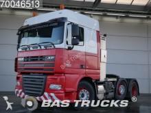 DAF XF105.460 6X2 Intarder Lift+Lenkachse ADR Euro 5 tractor unit