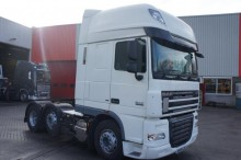 cabeza tractora DAF XF105-460 Super Spacecab Manual RHD 2008