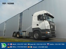 Scania R440 HIGHLINE EURO 5 tractor unit