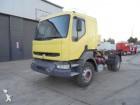 cabeza tractora Renault Kerax 385 (SUSPENSION LAMES)