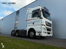 MAN TGX26.480 SINGLE BOOGIE EURO 4 tractor unit