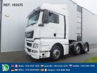 tracteur MAN TGX26.440 RHD PUSHER LX