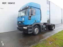 Iveco EUROTECH 440E34 MANUAL tractor unit