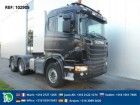 Scania R620 FULL STEEL RETARDER HYDRAULICS EURO 5 tractor unit