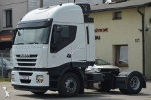 Iveco *STRALIS* 450 EEV *Active Space*MANUAL*NEW TIRES*2 tractor unit
