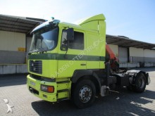 tracteur MAN occasion