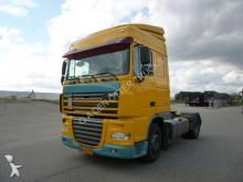 DAF XF105.410 tractor unit