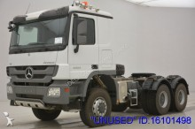 Mercedes Actros 4054 AS - 6X6 UNUSED tractor unit
