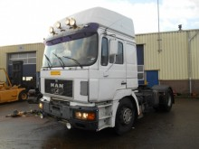 MAN 19.403 Tractor Head Hydraulic Inst. Top Conditio tractor unit