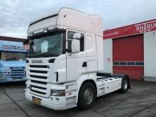 Scania R480 MANUEL GEARBOX RETARDER tractor unit