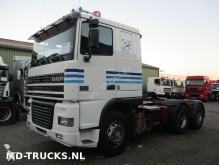DAF XF FTT 95 480 6x4 manual steel tractor unit