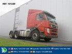 cabeza tractora Volvo FM400 MANUAL FULL STEEL HUB REDUCTION