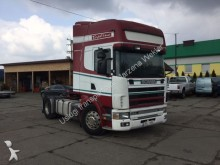 Scania 124/420 tractor unit
