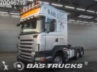 Scania R620 6X4 V8 Retarder Big-Axle 3-Pedals Euro 4 tractor unit