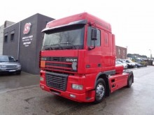 DAF 95 XF 430 Spacecab top quality!! tractor unit