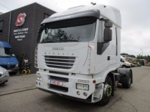 Iveco STRALIS 450 440e45 manual FRENCH truck tractor unit