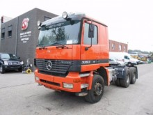 Mercedes ACTROS 3353 S manual tractor unit