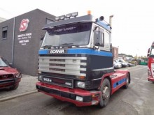 Scania 143 m 450 topstreamline tractor unit