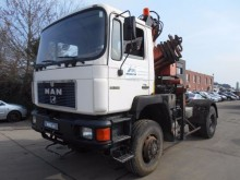 tracteur MAN 19.372 atlas 130.1