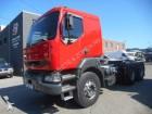 Renault KERAX 385 lames tractor unit