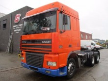 DAF 95 XF 430 6x4 Steel /top tractor unit