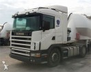 cabeza tractora Scania CABEZA TRACTORA 480 4X2 2002