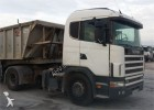 cabeza tractora Scania CABEZA TRACTORA 470 4X2 2001
