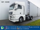 tracteur MAN TGX26.440 RHD PUSHER