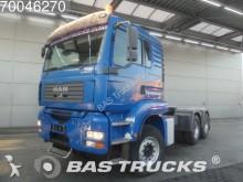 MAN TGA 33.480 6X4 Manual Big-Axle Hydraulik Euro 4 tractor unit