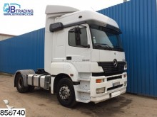 Mercedes Axor 1840 Manual, Airco tractor unit