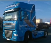 DAF XF 460 SSC FULL OPTION 455Dkm / Leasing tractor unit