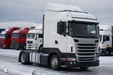 Scania / R 440 / PDE / EEV / MEGA / RETARDER / LOW DECK tractor unit