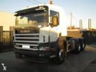 Scania P 420 INTARDER 6x4 tractor unit