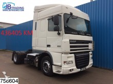 DAF XF 105 410 Original 436405 KM, EURO 4, Manual, A tractor unit