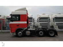 DAF XF 105.410 6X2 SPACECAB tractor unit