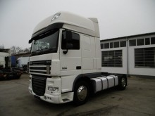 DAF XF 105.460 SSC SuperSpace Euro 5 Retarder 2xTank tractor unit