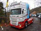 Scania R 550/V 8/ VOLL-LUXUS !! tractor unit