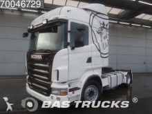 trattore Scania R420 4X2 Retarder ADR 3-Pedals Euro 4