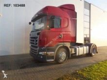 Scania R440 MANAUL HIGHLINE RETARDER EURO 5 tractor unit