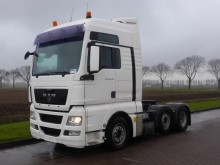 MAN TGX 26.440 XXL 6X2 MANUAL tractor unit
