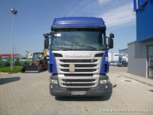 cap tractor Scania R 420 High Line