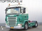 Scania R500 V8 - NL TRUCK 808DKM! LOW ROOF tractor unit