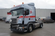 Scania R410 Highline Automatic + Retarder Euro 6 tractor unit
