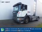 Scania P340 tractor unit