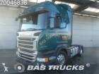 Scania R440 4X2 Retarder AAC AEB Euro 5 Standklima Germ tractor unit