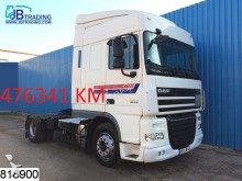 tracteur DAF XF 105 410 Originale 476341 KM, EURO 4, Manual,