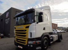 Scania G 400 manual retarder airco tractor unit