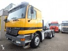 used Mercedes tractor unit