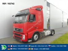 cap tractor Volvo FH400 MANUAL GLOBETROTTER EURO 5